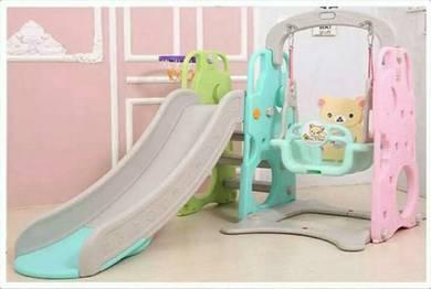 Hello kitty pink playground 3in1