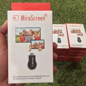 MiraScreen Portable TV Wifi