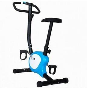 Exercise belt bike