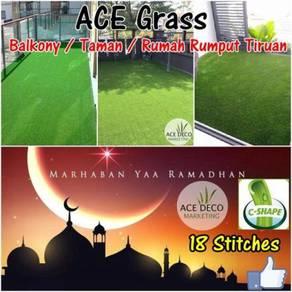Pemborong Karpet Artificial Grass / Rumput Tiruan