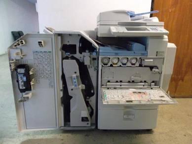 Rental Photostat machine Ricoh Colour print scan R