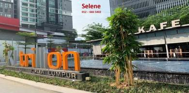 KL Trillion Office (2 Rooms & Ceiling) Cheapest In Kuala Lumpur Centre
