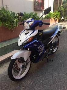 Yamaha 135 lc condition terbaik