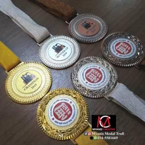Medal Ready Made Sukan