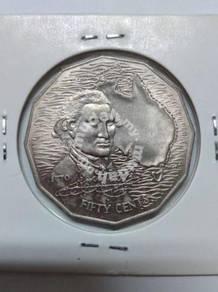 Australia Capt James Cook 200th Voyage Anniversary