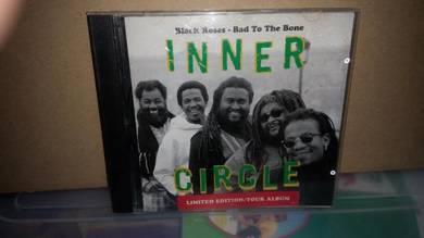 CD Inner Circle - Black Roses