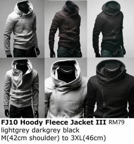 Hoody Fleece Jacket III