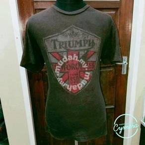 T-Shirt Motorcycle Triumph