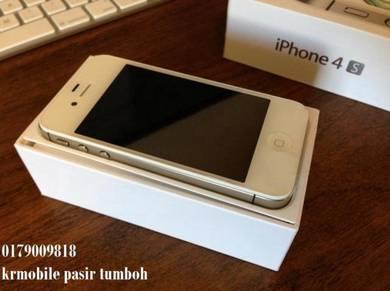 Iphone -4s- fullset -32gb- terbaik