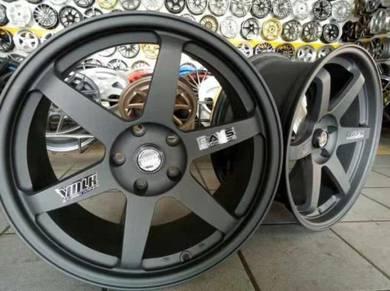 Sport rim 19 inch te37 bmw 3 series e46 e90 f30