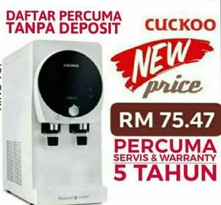 Penapis Air CUCKOO Water Filter Jawi