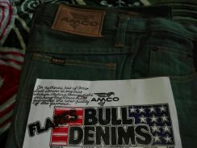 Dead stock Amco vintage Jeans