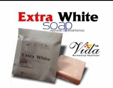 Sabun Vida Extra White Soap