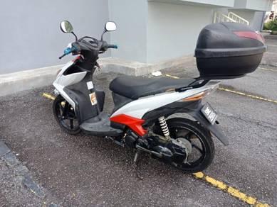 Motorsikal Yamaha LC untuk dijual