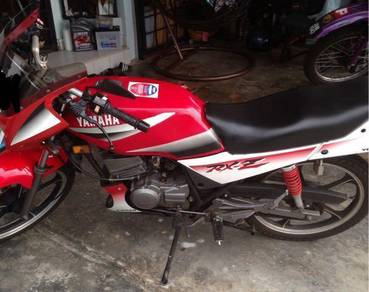 1995 Yamaha RXZ