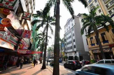 Hotel kuala lumpur for salerevenue 150k per month bukit bintang