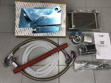 HKS Oil Cooler Kit (Type S) Subaru Impreza GRB STI