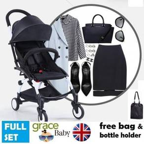 Lightweight Compact BABY GRACE Baby Stroller