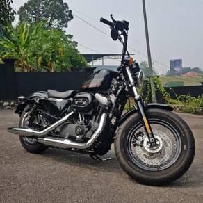 Harley Davidson Sportster Forty Eight unreg 2014