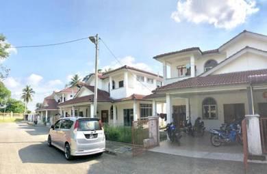 NICE Investment or Stay unit !! SemiD Taman Siswa sebelah UITM ARAU