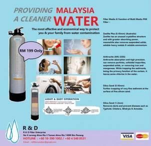 HIgh Tech Outdoor Water Filter