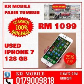 U'sed Iphone -7- 128GB
