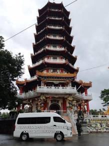 Rental Van Sewa Kota Kinabalu with Driver