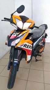 Honda wave dash 110cc repsol