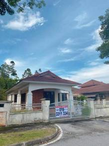 Below Market 1 Sty Bungalow House, Sapphire Kota Emerald West, Rawang