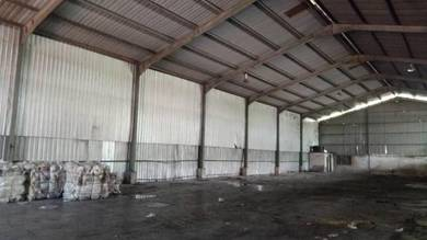 Superb Factory in Klang with 400Amp for Rent. Good Rate !!