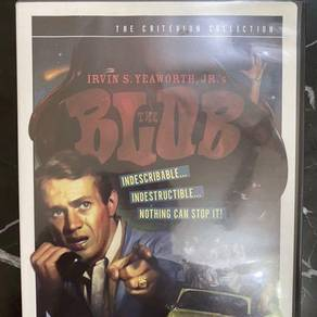 The Blob ~ Criterion Collection DVD 2000
