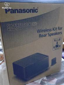 Panasonic SHFX71 wireless kit for home theatres