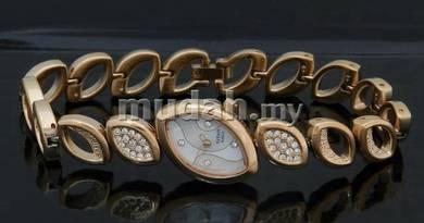 TITAN Ladies RAGA Series Rose Gold Watch 9703WM01