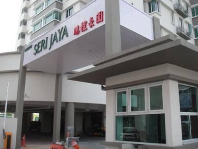 Seri Jaya condo, kampung Baru, Bukit Mertajam