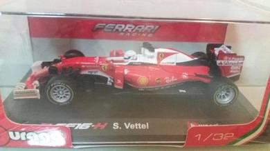 2016 F1 Ferrari Team