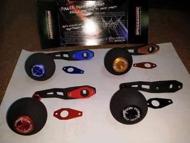 S4 BASSZONE Jigging Carbon Power Handle Knob Reel