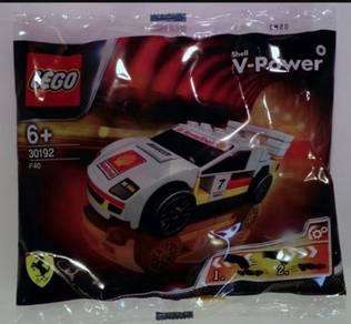 Shell lego 2013 F40 30192
