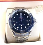 Omega Seamaster Diver 300M Co-Axial Blue