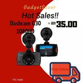 Dashcam G30 1080hD Ready Stock Penang stock
