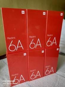XIAOMI REDMI 6A -new sealedbox original MYset-