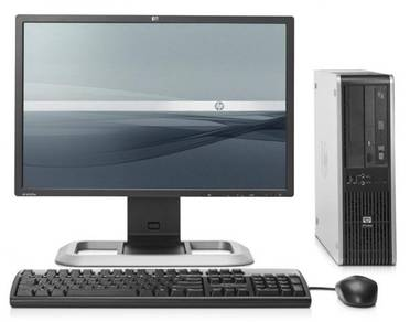 PC full set 20inch monitor