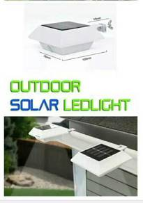 Lampu solar outdoor
