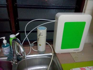 4Stage Alkaline Halal Korea Filter BOX A12