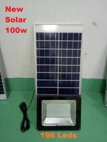 Solar Spotlight 100W Outdoor Waterproof