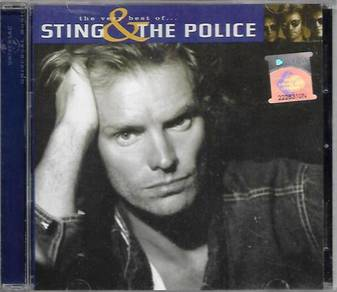 Sting And The Police Very Best of CD
