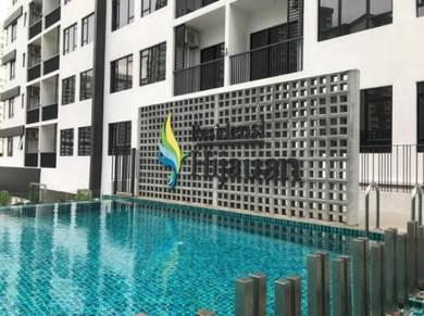 The Greens Condo / Hijauan Residensi