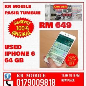Iphone -6 64GB