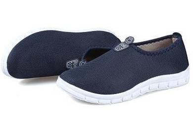 S0266 Blue Slip On Breathable Water Sports Shoes