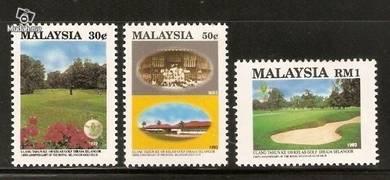 Mint Stamp Royal Selangor Golf Club Malaysia 1993