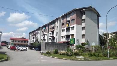Full Loan Flat Low Kos Tkt 4, Seksyen 16, Bandar Baru Bangi